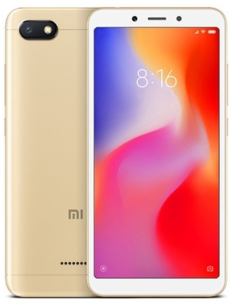 XIAOMI is terug! Redmi 6A face unlock 5,45 inch MIUI 10 GOLD