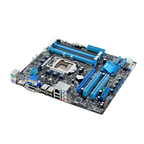 ASUS H67 ALL-IN-1 Mobo + INTEL i3 2120 VGA/DVI PCIe + 4 GB DDR3.. E 169!