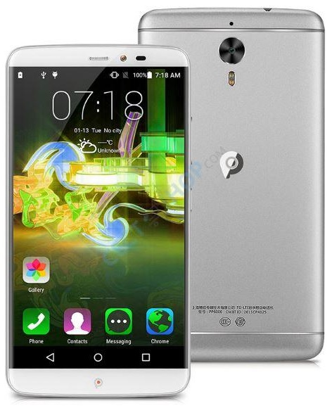 Koopje 6 inch Android Smartphone PPTV King 7 nu E 59