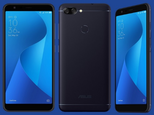 ASUS Zenfone 5,7 inch 18:9 Android 7.0 Dual Cam 8core 4GB Ram 16+8MP+8MP SUPERKNALLER